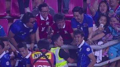 News video: Thailand put one hand on Suzuki Cup